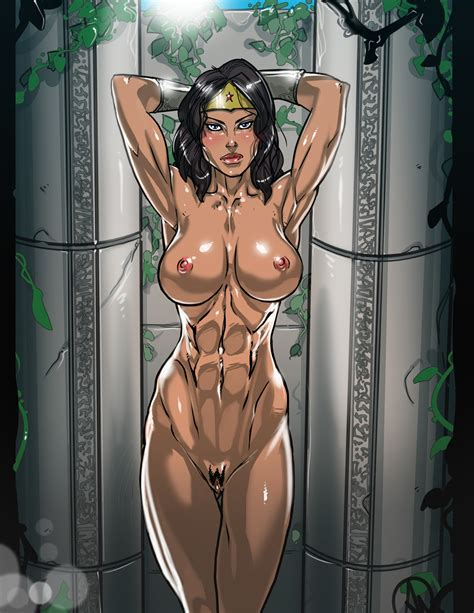 Wonder Woman Nsfw By Ganassa Hentai Foundry
