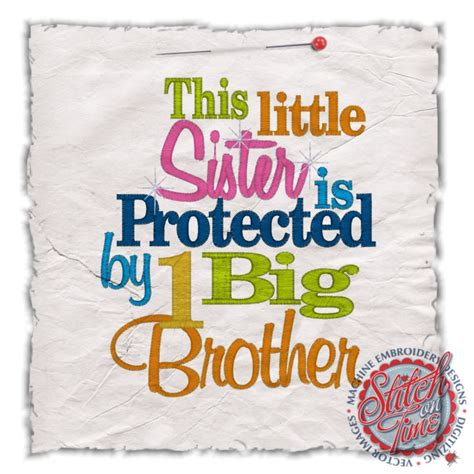 Big Sister Little Brother Tattoo Quotes