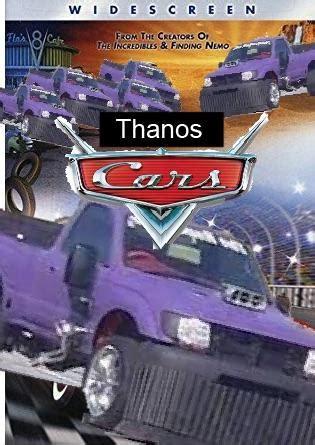 Thanos Car Memes