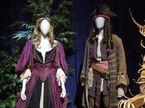 Jack and Pirates of the Caribbean Elizabeth Costume
