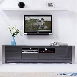 B modern bm 100 gry composer 79quot contemporary tv stand in for 100 inch media console