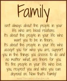 daveswordsofwisdom what is family all about