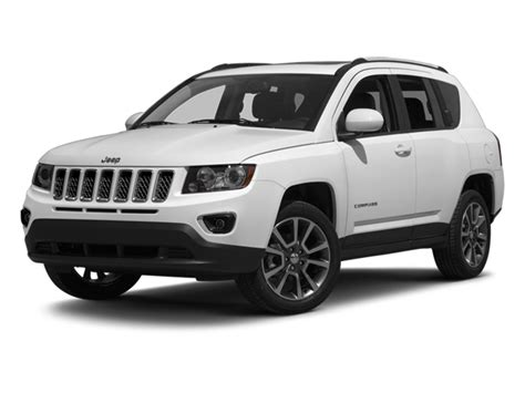 2014 Jeep Compass Values- Nadaguides