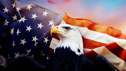 Eagle American July 4th Independence Usa Events
