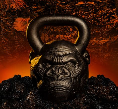 gorilla primal onnit bell kettlebells head prweb welcomes jungle