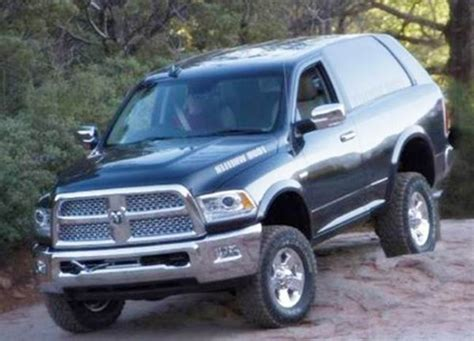 2017 Dodge Ramcharger Specs  Dodge Trucks Pinterest