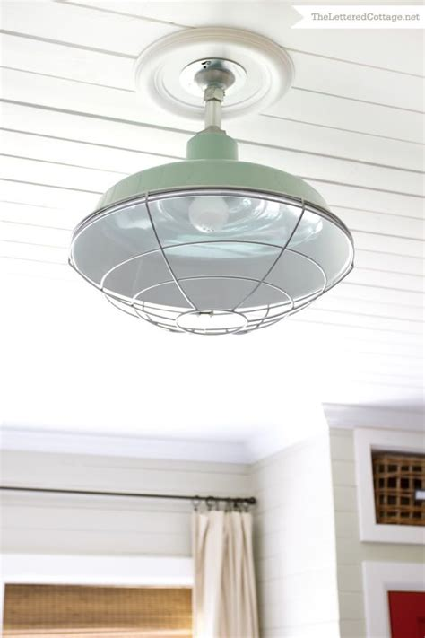 barn light electric sky chief ceiling light the lettered