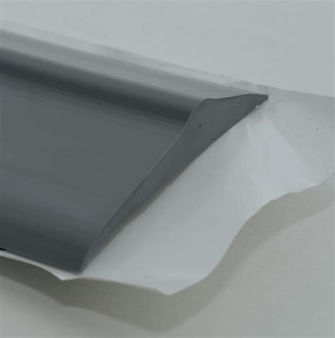 garage door seal peel stick gray