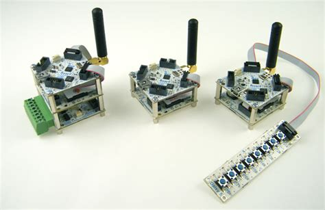Gsm Sms Remote Control Application With Bee Board