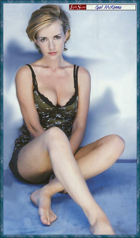 Gail Mckennas Feet