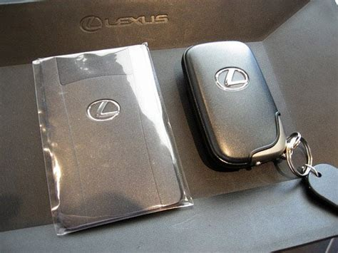 Lexus Is Why Is My Key Fob Not Working