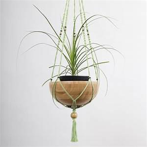 Suspension Pour Plante : suspension plantes macram 2 tages bymadjo oziris d co ~ Premium-room.com Idées de Décoration