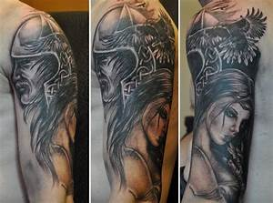 37 best Nordic Sleeve Tattoos For Men images on Pinterest ...