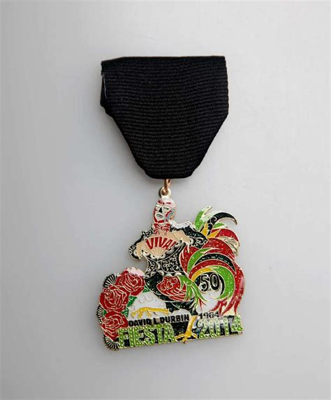 fiesta medal craze growing  morphing