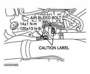 2004 Mitsubishi Pajero Timing Chain Diagram