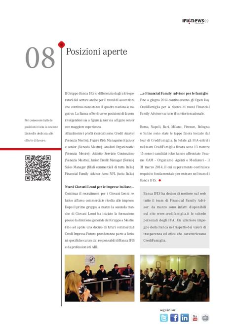 Ifis Filiali Newsletter Gruppo Ifis 9