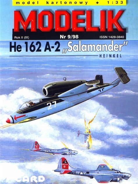 Τα αποτελέσματα στα ατομικά αγωνίσματα του κωνσταντίνου πηγή: Paper Model Scale 1.33 Heinkel HE162