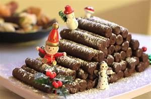 Decoration Pour Buche De Noel : la buche de no l ou plut t au sens litt ral le tas de ~ Farleysfitness.com Idées de Décoration
