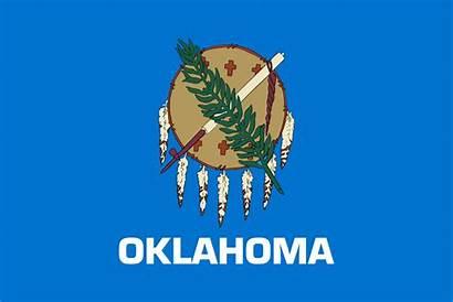 Oklahoma Flag Svg