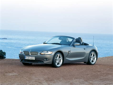 Bmw Z4 3.0i Roadster Worldwide (e85) '12.2002–12.2005