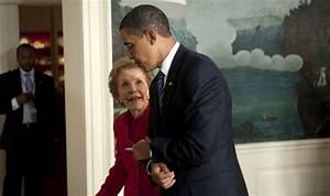 Obama Will Skip Depressing Nancy Reagan Funeral for ...