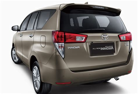 model toyota innova rear angle carblogindia