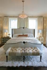 guest bedroom queen anne frame tufted end bench ideas