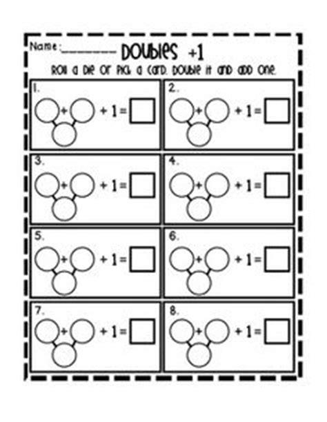 18 best images of doubles minus 1 worksheet doubles