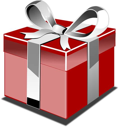 Free Vector Graphic Present, Box, Gift, Ribbon, Wrapped  Free Image On Pixabay 307775
