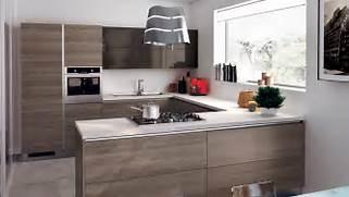 Cucina Su Misura Evolution Sito Ufficiale Scavolini  Great Modern Kitchen Design For Small Space Modern Kitchen Modern Modern Kitchen Designs For Small Modern Kitchen Ideas For Small Spaces