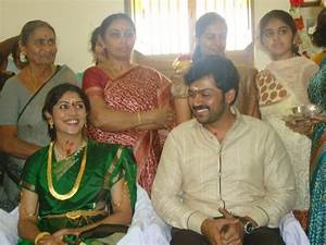 Actor Karthi Engagement Photos