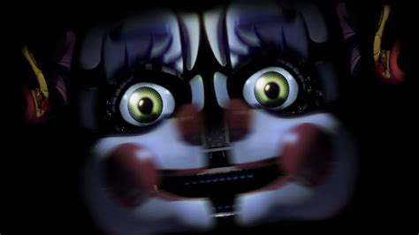 baby jumpscare sister location edit  youtube