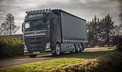 volvo bus and truck volvo truck and bus centre east anglia supplies fh tridem
