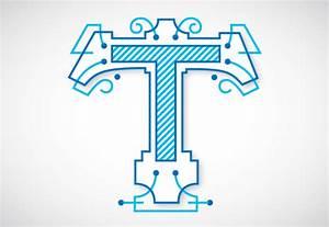 Cool Letter T Logo   Joy Studio Design Gallery - Best Design