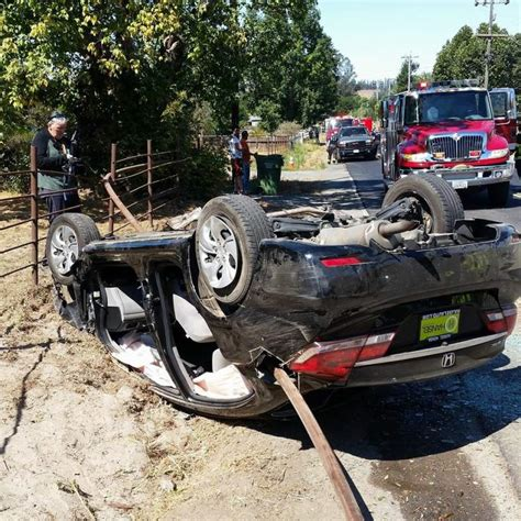 Felony Charges For Petaluma Driver In Gruesome Weekend Crash