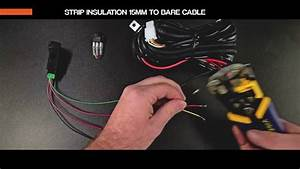 How To Wire A Toyota Nissan Push Button Led Switch Stedi