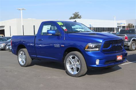 New 2018 Ram 1500 2D Standard Cab in Yuba City #00017354