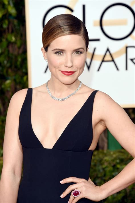 Sophia Bush 2016 Golden Globe Awards In Beverly Hills