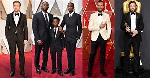 The best dressed men on the Oscars 2017 red carpet   Vogue Paris