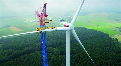 10 крупнейших ветроэнергетических компаний мира