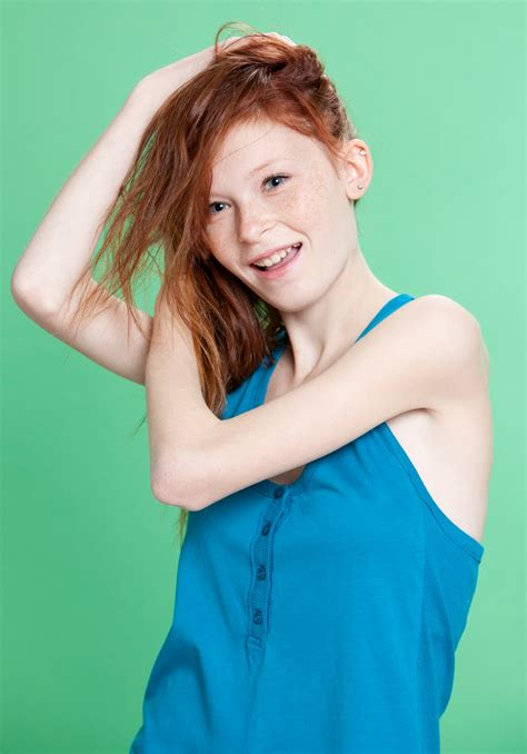 Preteen Trixie Model