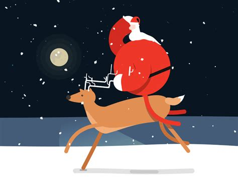 Animated Santa Wallpaper - santa claus images gif hd wallpapers pics photos ho