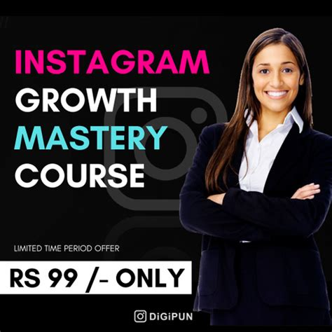 Instagram Growth Mastery Coursewebsite seo tutorial ...