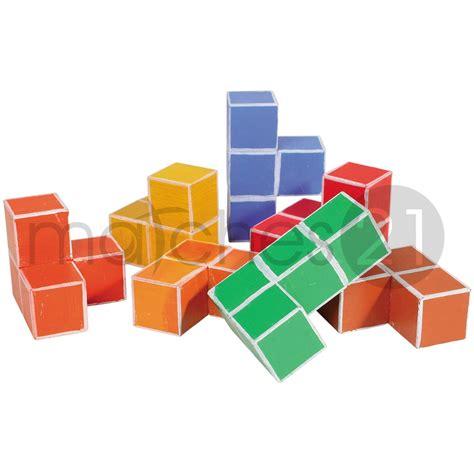 Puzzle Le Anleitung Soma Würfel 3d Puzzle Bausatz Holz Räumliches