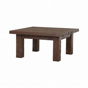 tables and seating barnwood square coffee table bw38 With square barnwood coffee table