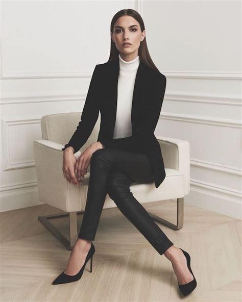 business look frauen business f 252 r damen auftritt mit eleganz und schick