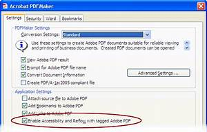 webaim pdf accessibility converting documents to pdf With convert documents and images to pdf