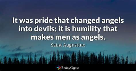 pride  changed angels  devils