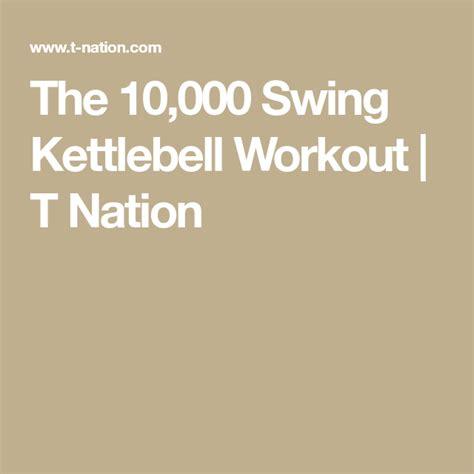 kettlebell nation workout swing circuit