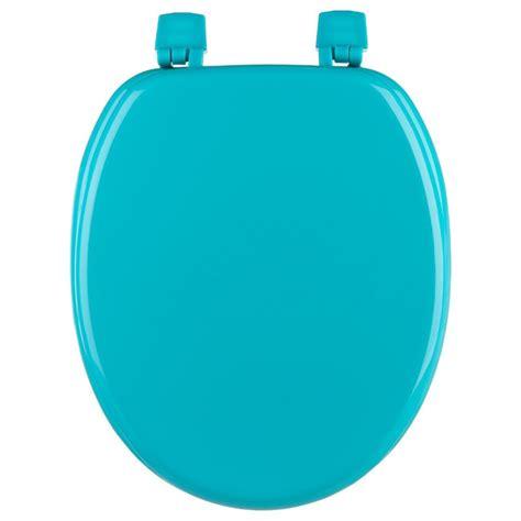 accessoires wc turquoise abattant wc bois turquoise